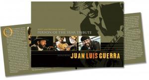 Juan Luis Guerra invite
