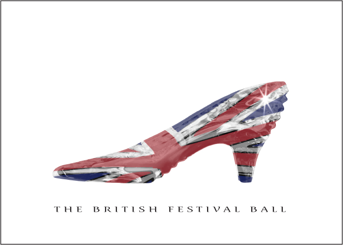 British Festival Ball invite