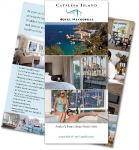 Metropole Hotel Brochure