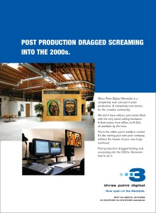 TPD Film And Video Ad