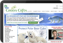 Green Gifts.com Thumb