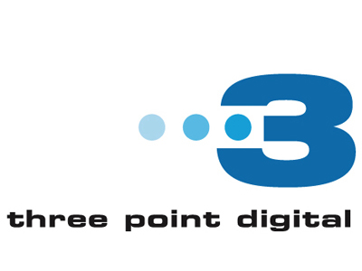 Three Point Digital logo