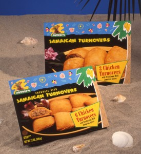 Jamaican Turnovers
