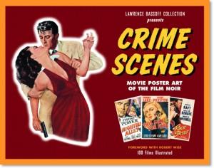 Crime Scenes Cover