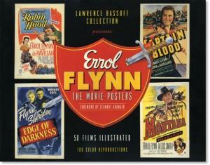 Errol Flynn Movie Posters cover